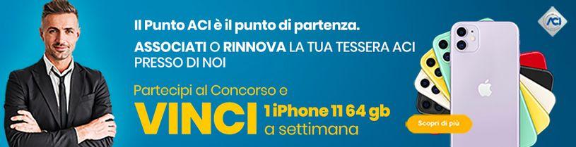 Banner ACI - Promozione